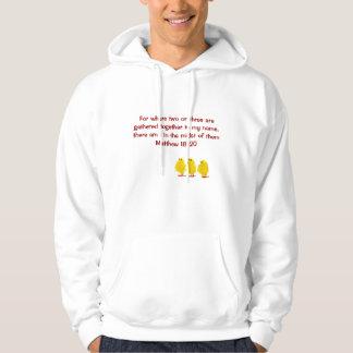 matthew 18:20manar hoodie