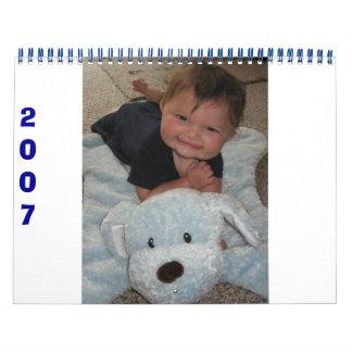 Matthew 2007 kalender