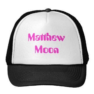 Matthew måne keps