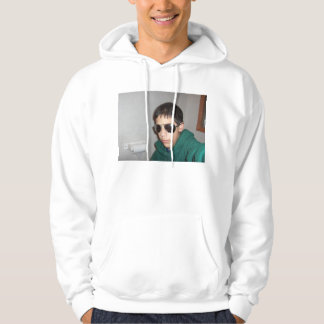 matthew sweatshirt med luva