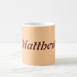 Matthew Vit Mugg