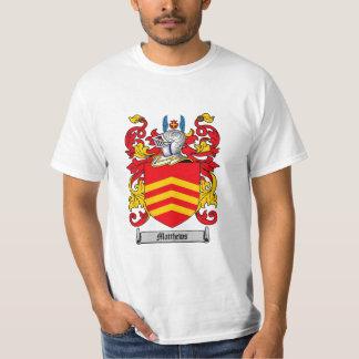 Matthews familjvapensköld - Matthews vapensköld T Shirt
