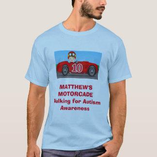 Matthews MotorcadeT-tröja T-shirts