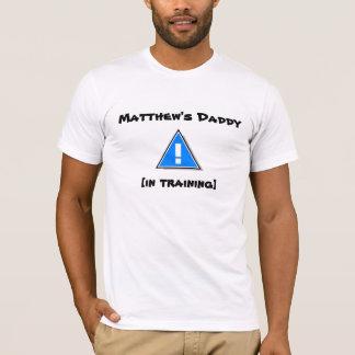 Matthews pappa [i utbildning] - nyfödd bebis tröja