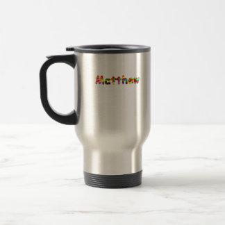 Matthews travel mug resemugg