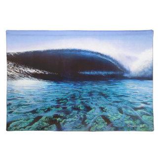 Mattt vävt ställe: Surfakonst för havälskare Bordstablett