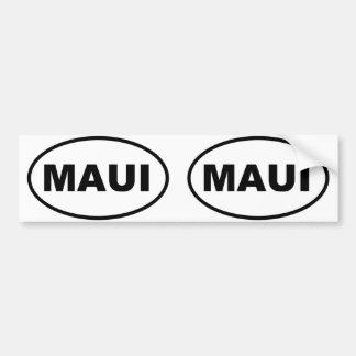 Maui Bildekal