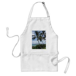 Maui palmträd förkläde