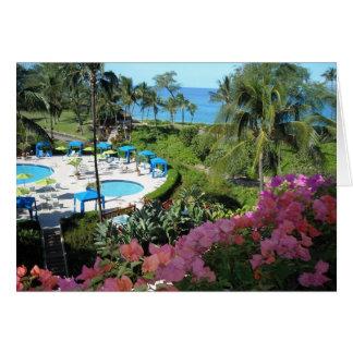Maui Prince Hälsningskort