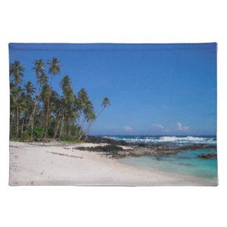 Maui strand på bordstabletter