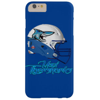 Maui Tigersharks iphone case Barely There iPhone 6 Plus Skal