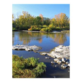 Maumee flod på Providence Brevhuvud