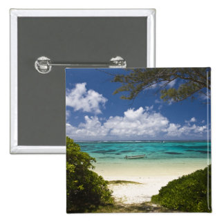 Mauritius östliga Mauritius, BelleMare som är östl Standard Kanpp Fyrkantig 5.1 Cm