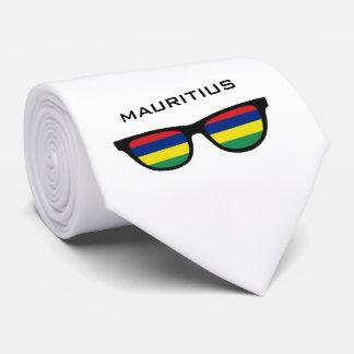 Mauritius skuggar den beställnings- text- & slips