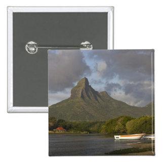 Mauritius westerna Mauritius, Tamarin, Montagne Standard Kanpp Fyrkantig 5.1 Cm