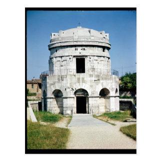 Mausoleumen av Theodoric Vykort