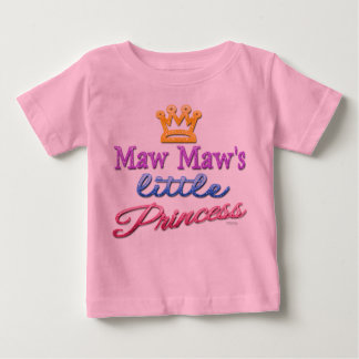Mawmaws lite Princess Behandla som ett barn T-shirt