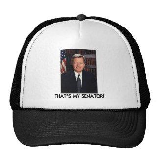 Max Baucus, det är min Senator! Keps