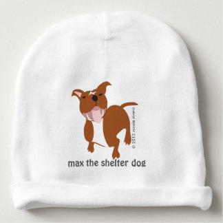 Max Beanie för | babybomull