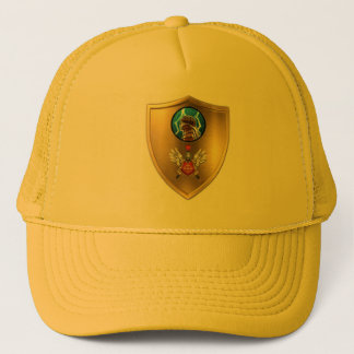 Max hatt för kunglig Liberator Keps
