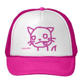 """(Max) Monzterz"" rosa hatt, Keps"