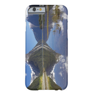 Maximal Mitre, Milford Sound, Fiordland medborgare Barely There iPhone 6 Skal