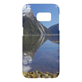 Maximal Mitre, Milford Sound, Fiordland medborgare Galaxy S5 Skal