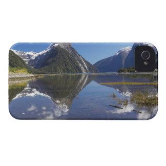 Maximal Mitre, Milford Sound, Fiordland medborgare iPhone 4 Cover