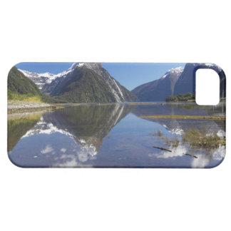 Maximal Mitre, Milford Sound, Fiordland medborgare iPhone 5 Fodraler