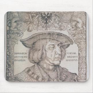Maximilian mig, kejsare av Tysklandet, 1518 Musmatta