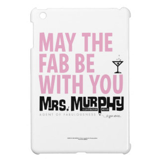 May the FAB be with you - iPad case iPad Mini Fodral