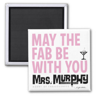 May the FAB be with you - magnet