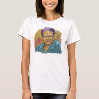 Maya i en fodrar t shirts