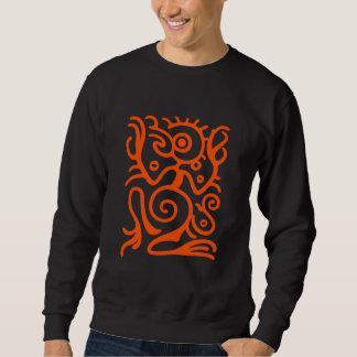 MayaBirdman symbol Sweatshirt