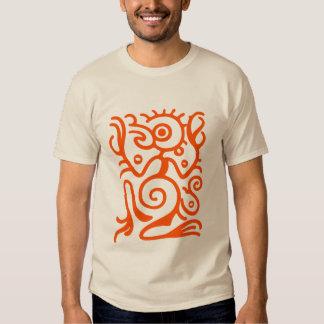 MayaBirdman symbol T-shirts