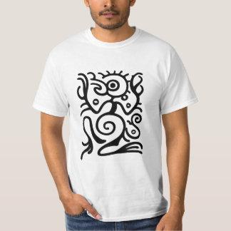 MayaBirdman symbol Tee Shirt