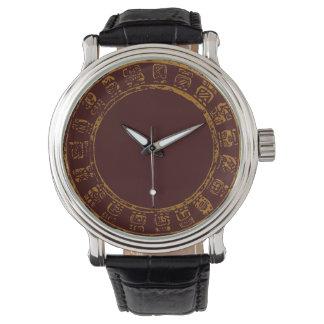 Mayaklocka Armbandsur