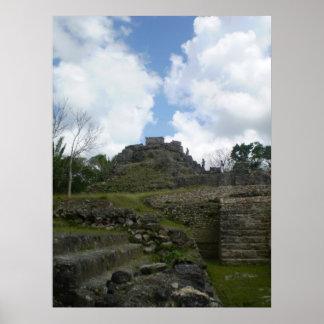 Mayan Altuna Ha fördärvar Poster