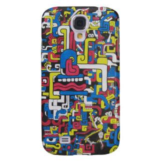 Mayan annullera det mobila fodral galaxy s4 fodral