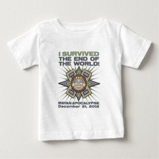 Mayan apokalypsdräkt tee shirts