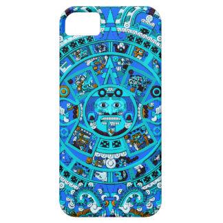 Mayan Aztec Prophetic symbol för Maya iPhone 5 Fodral