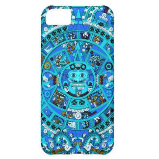 Mayan Aztec Prophetic symbol för Maya iPhone 5C Fodral