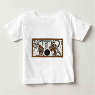 Mayan bollspel t shirt