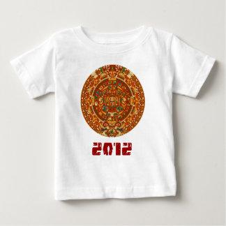 Mayan kalender 2012 tee shirt