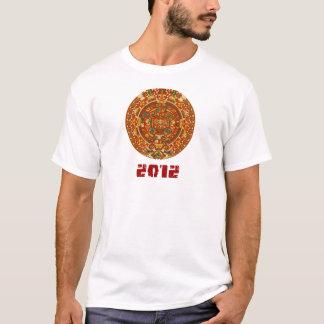 Mayan kalender 2012 tshirts