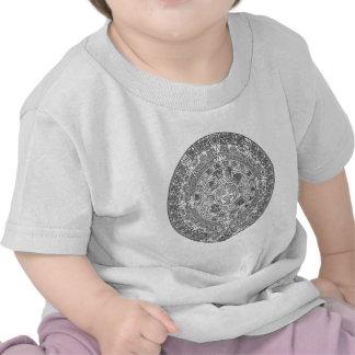 Mayan kalender Dec 21 högkvalitativ 2012 - specif T-shirt