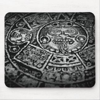 Mayan kalender Mousepad Musmattor