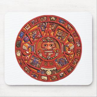 Mayan kalender musmattor