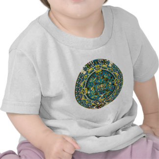 mayan kalender tee shirts