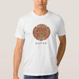 Mayan kalender tröjor